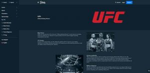 Stake Preview UFC Sponsoring