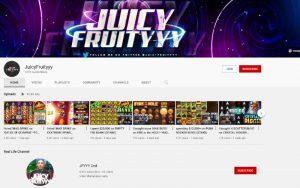 Juicyfruityyy youtube info