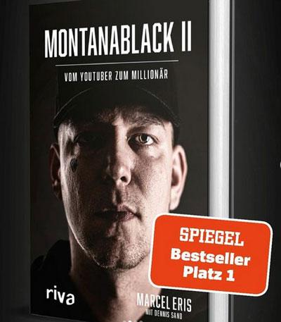 Montana Black zweites Buch