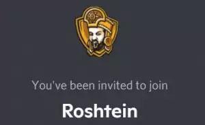Roshtein Discord