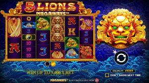 stake-5 lions megaways