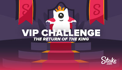 Stake VIP Challenge
