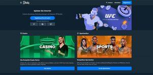 Stake Casino Startseite
