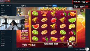 Vorschau von TrainwrecksTV beim Juicy Fruits spielen